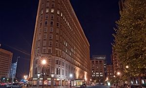 Groupon Stay At Boston Park Plaza Hotel In With Dates Into April