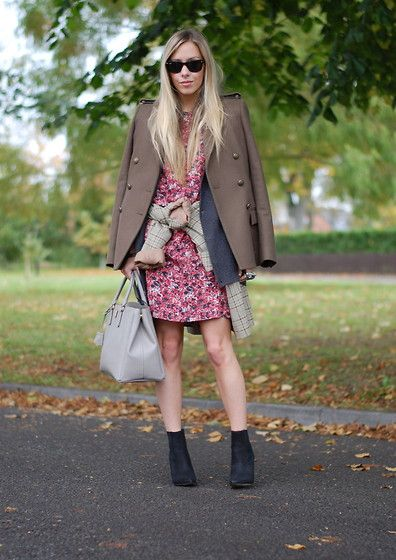 Military, Floral and Check
