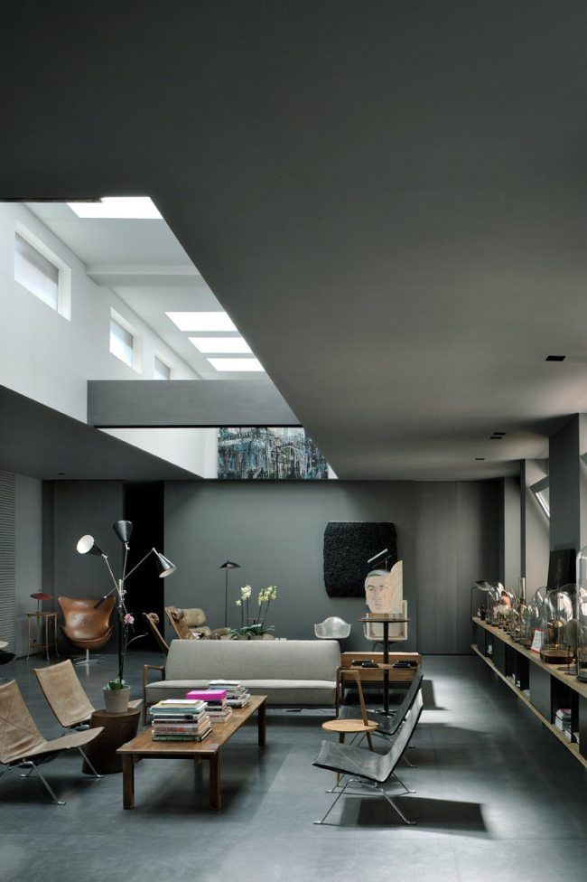 L 39 appartamento di maurizio pecoraro a milano design for Appartamenti interni