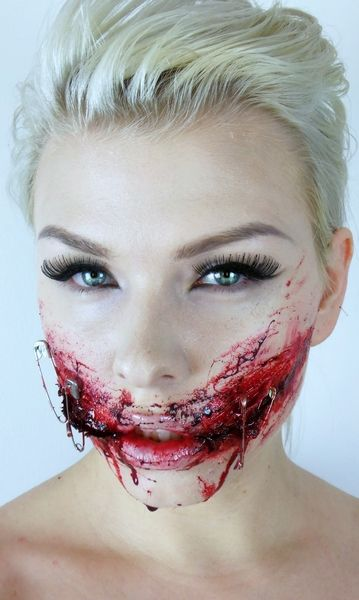Ripped mouth https://www.makeupbee.com/look.php?look_id=75062