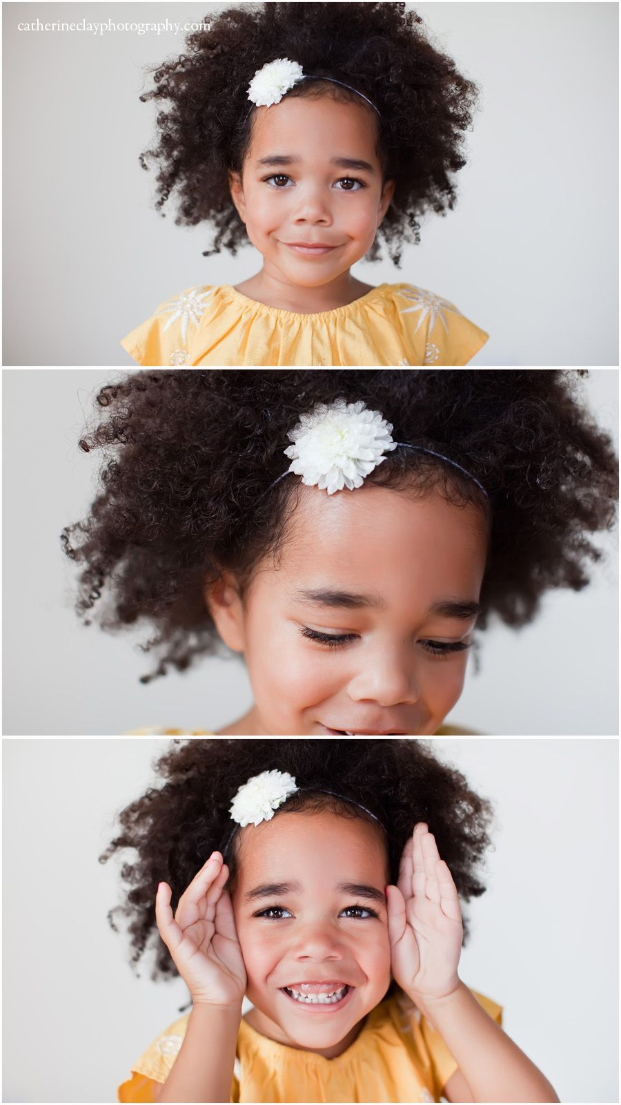 children photography, studio pictures, studio what to wear ideas // Dallas photographer Catherine Clay