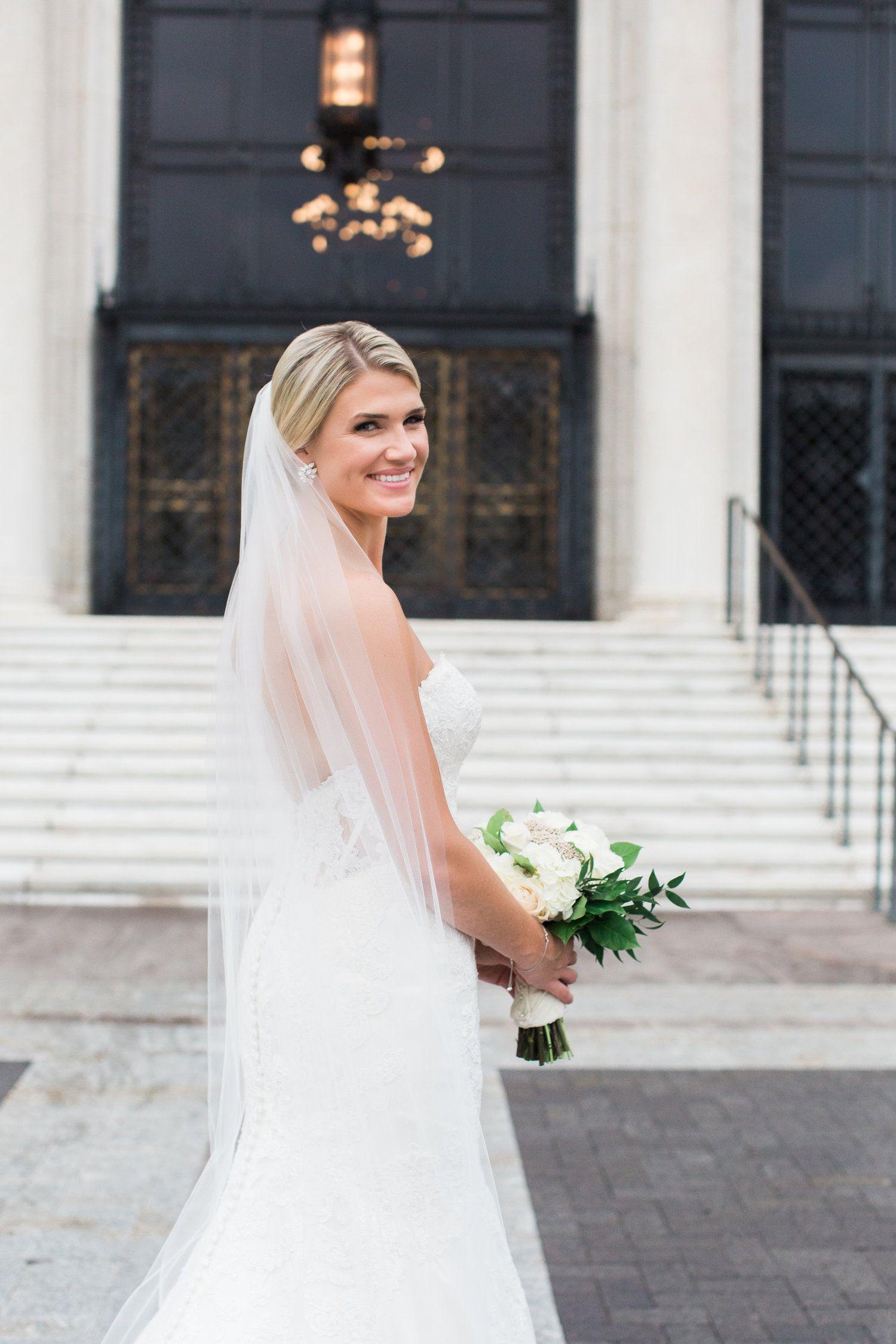 Bridal Bun I Hairdreams Extensions I Quikkies Application Brides
