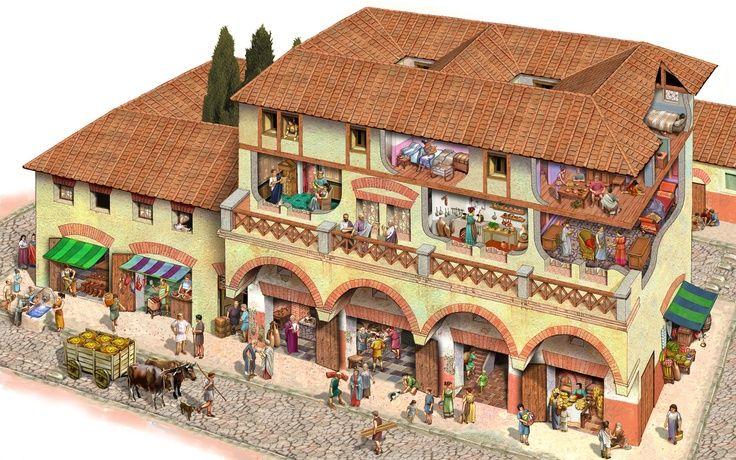 Roman Insulae