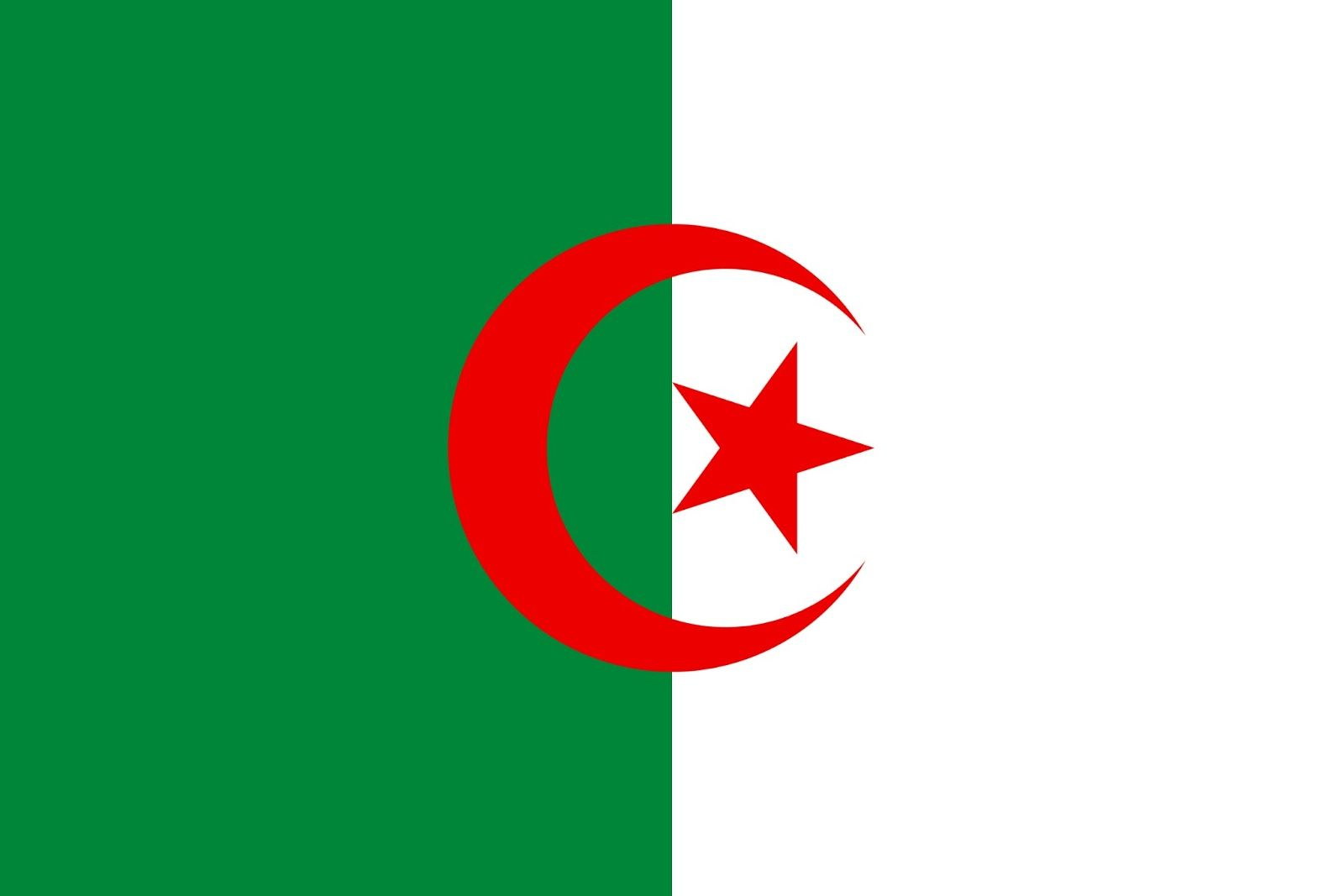 Country Flag Meaning Algeria Flag Pictures Algeria Flag Africa Flag Flags Of The World