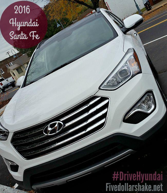 Hyundai Greenville Sc: My 2016 Hyundai Santa Fe Limited Review #DriveHyundai