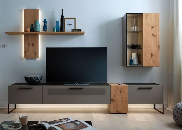 Bildergebnis für gwinner möbel Wohnzimmer Pinterest Searching - designer mobel materialmix