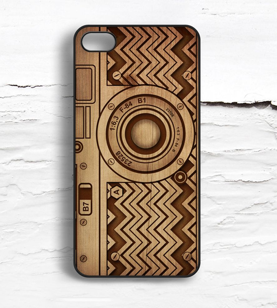 IPhone Vintage Camera Wood Print Case Products Pinterest
