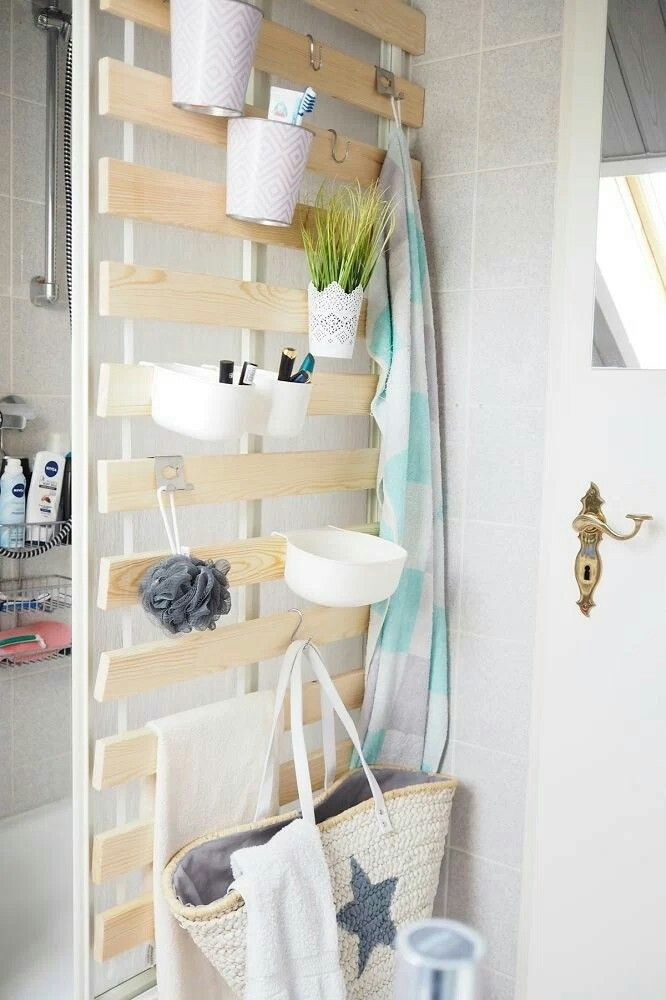 Diy Wandaufbewahrung Wandaufbewahrung Ikea Bett Badezimmer Aufbewahrung