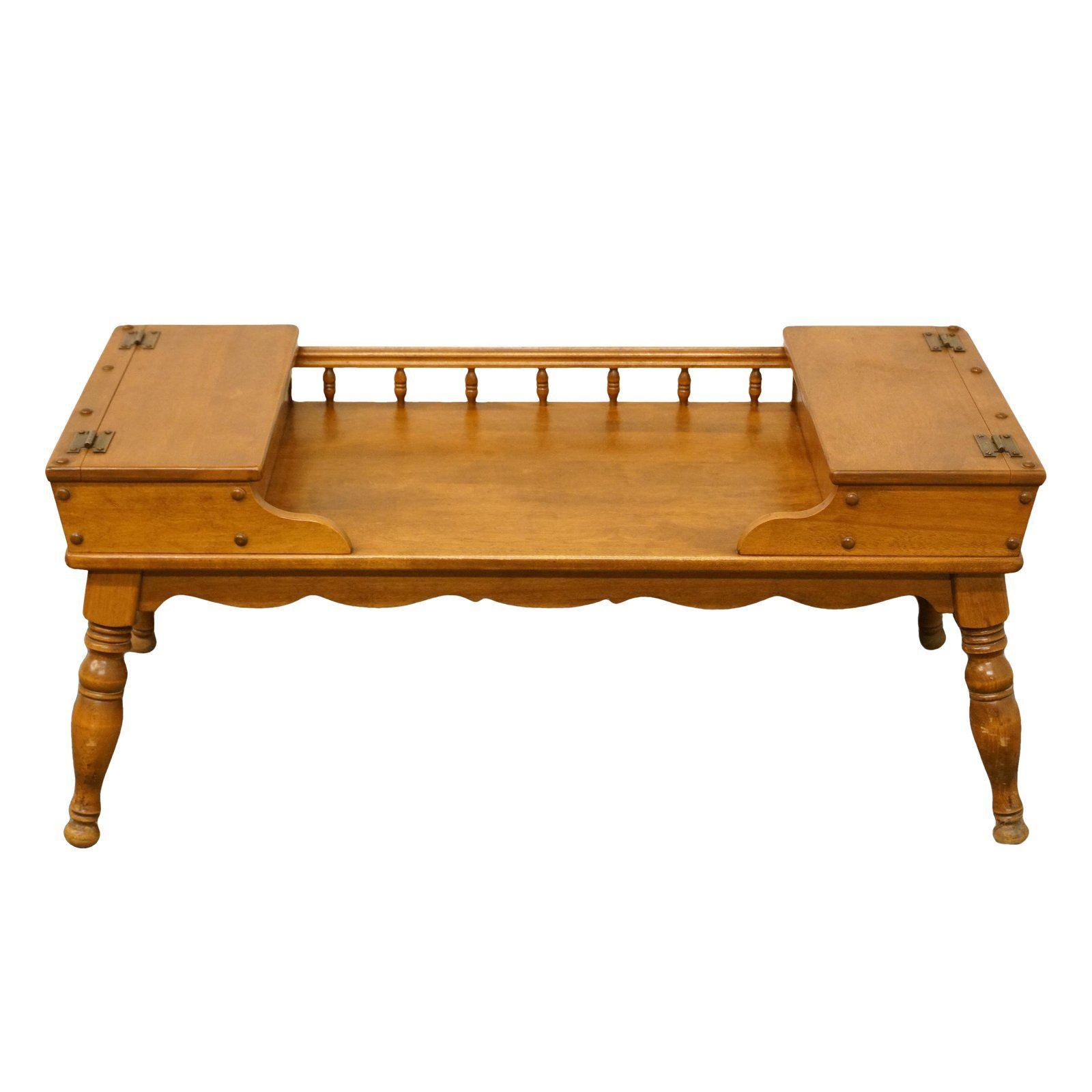 20th century early american ethan allen heirloom nutmeg