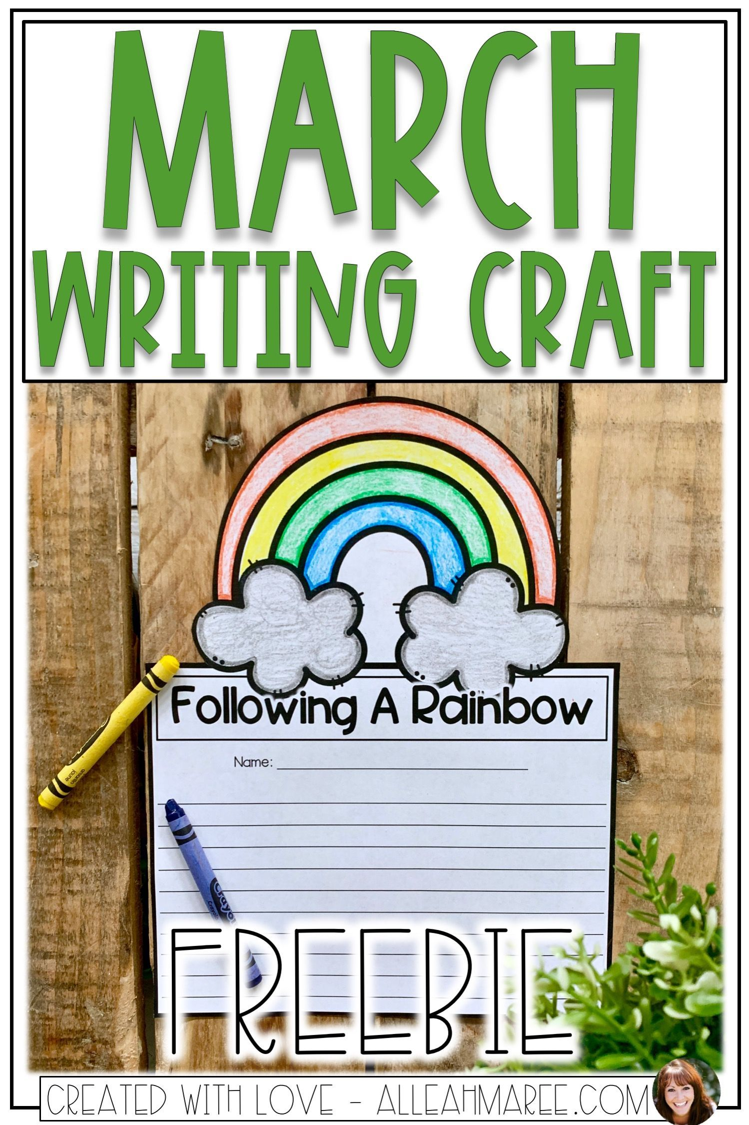 Engage Your Students In Writing Time With These Fun Free