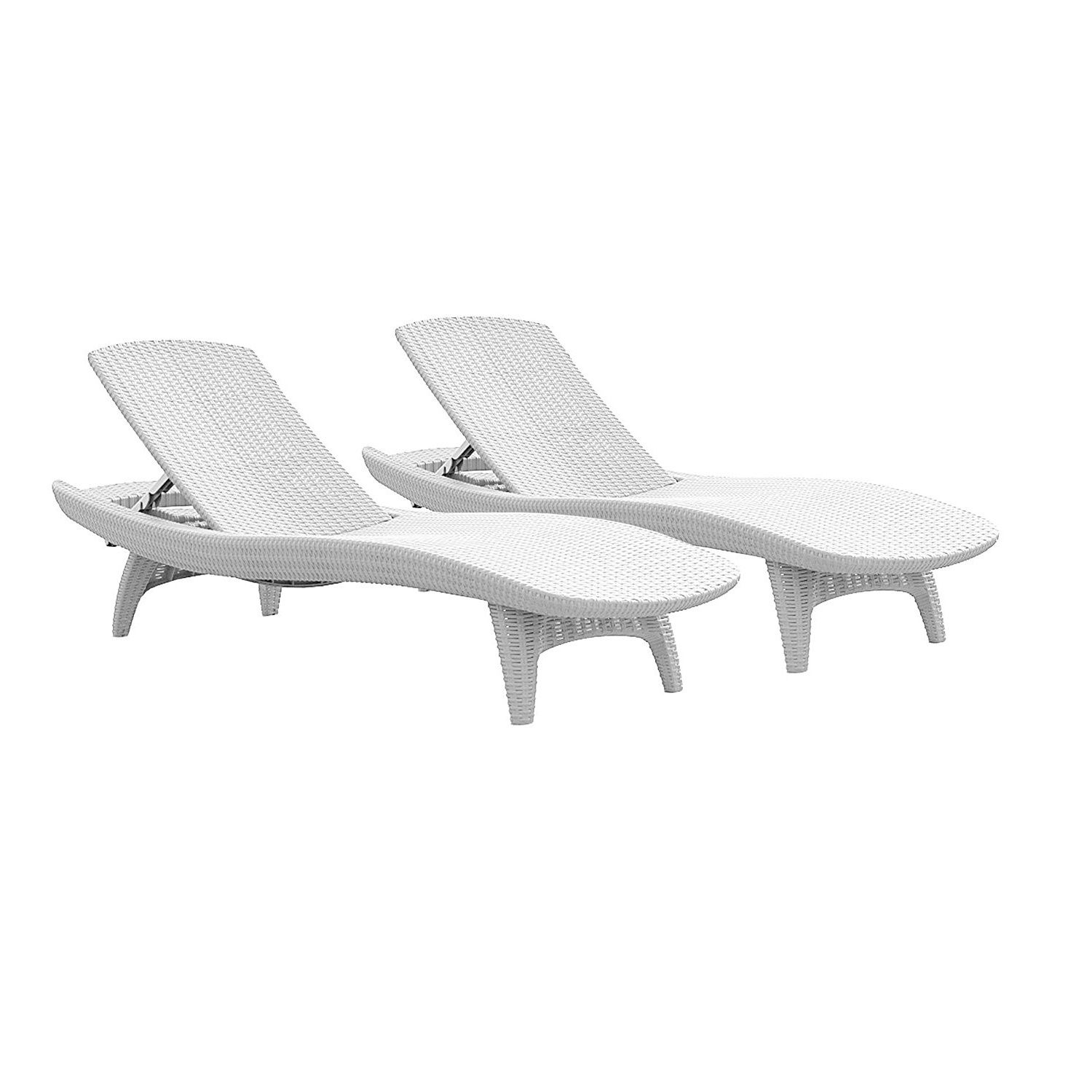 Wicker Chaise Lounge Chairs Rattan Lounge Chairs Beachfront Decor Wicker Chaise Lounge Outdoor Chaise Lounge Chair Outdoor Wicker Chaise Lounge
