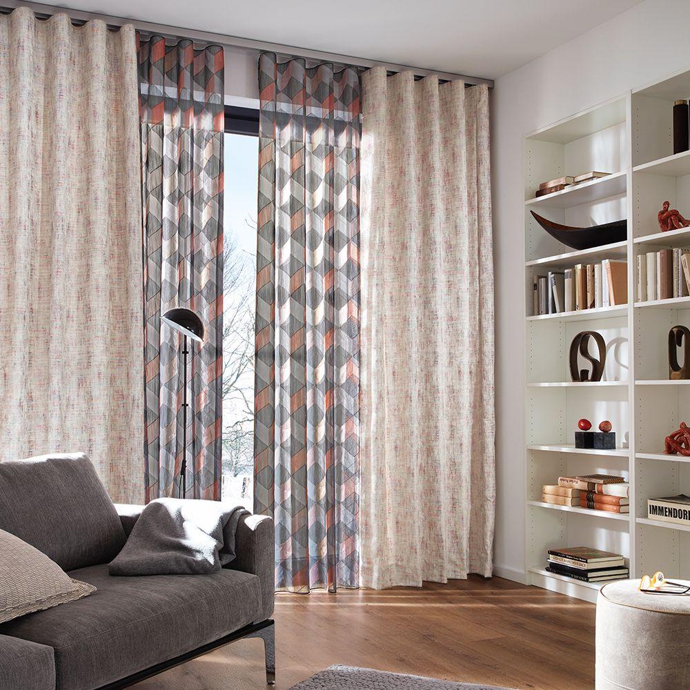 Vorhang Deko Für Ihr Wohnzimmer Vorhänge Vorhänge Gardinen Gardinen
