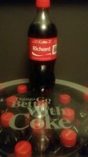 RARE Hard to find name Share a Coke with Richard Coca Cola cocacola