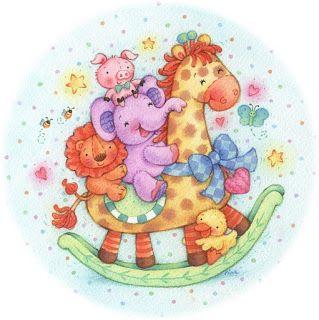 imagenes tiernas de bebes animadas para baby shower imagenes png