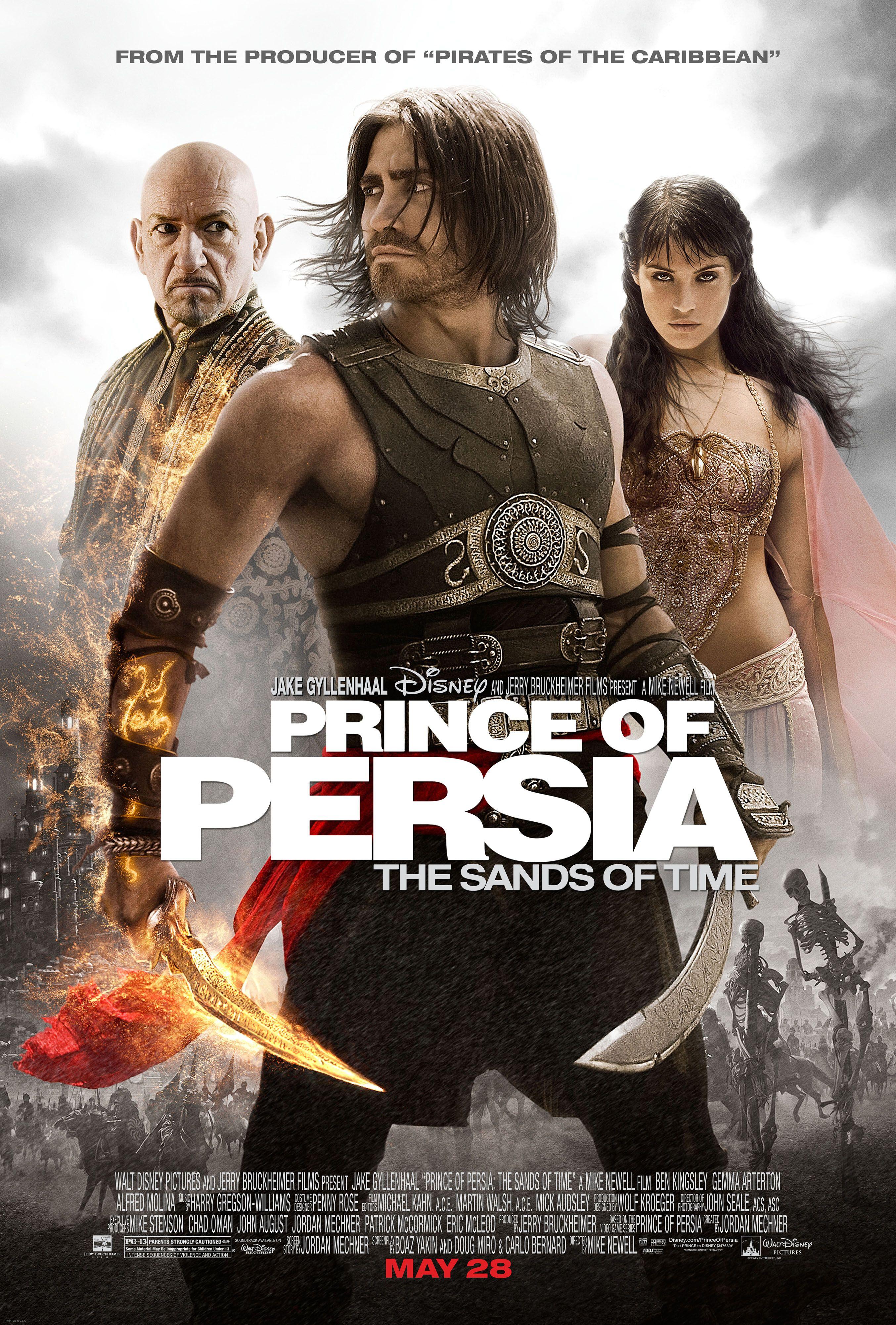 Dastan E Um Jovem Principe Que Auxilia O Irmao A Conquistar Uma