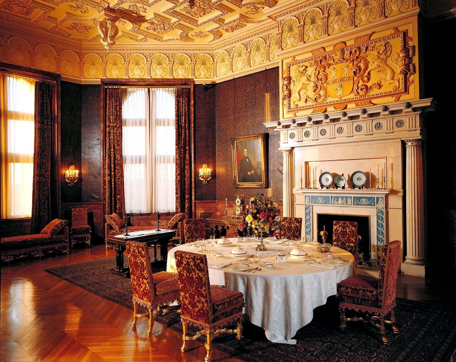 Charmant The Breakfast Room   An American Castle, The Biltmore Estate (located In  Ashville, NC)