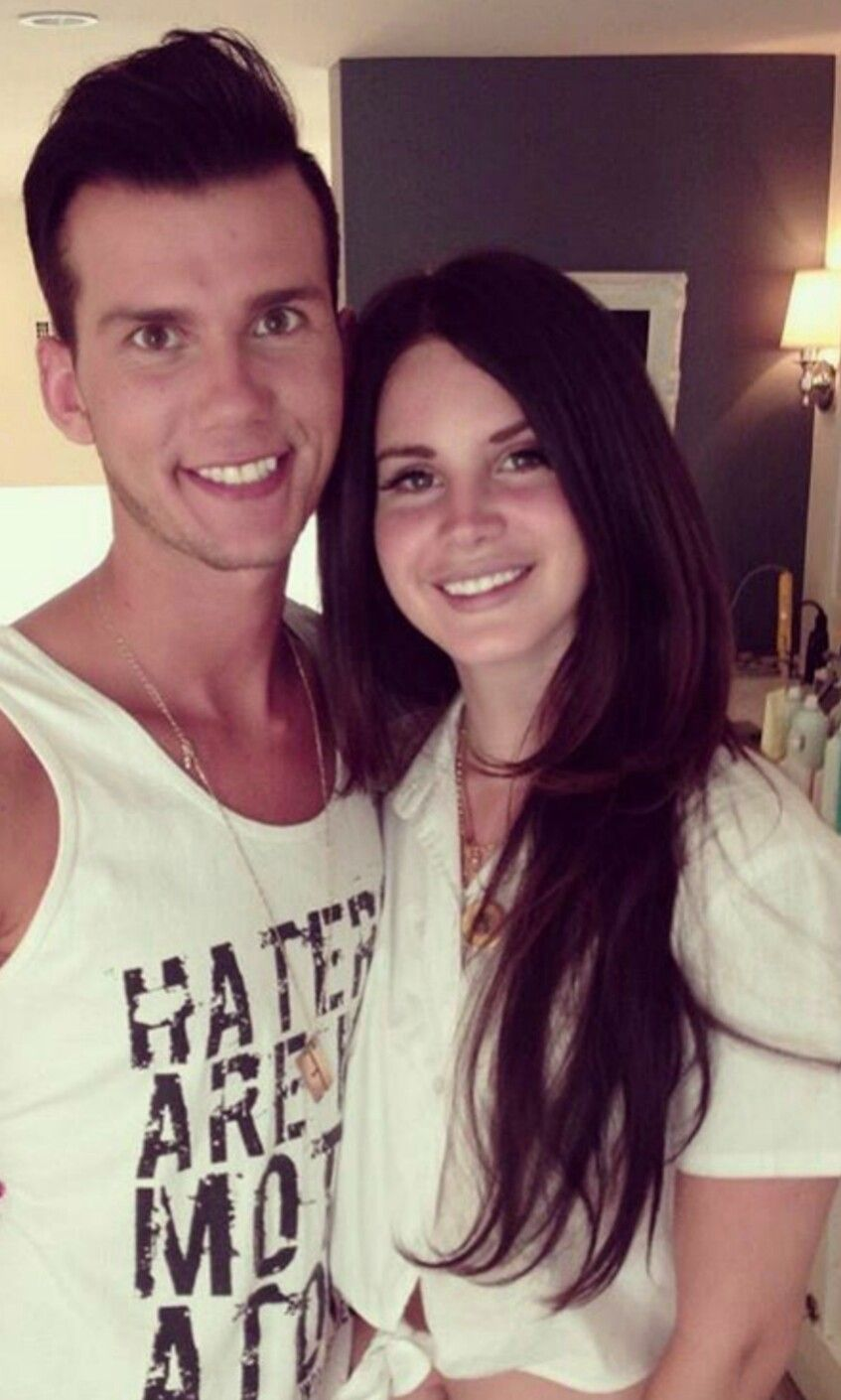 Lana Del Rey and a fan #LDR