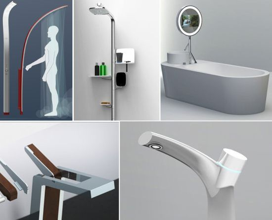 Reece Bathroom Innovation Award 2012 winners announced : bathroom-innovation - designwebi.com