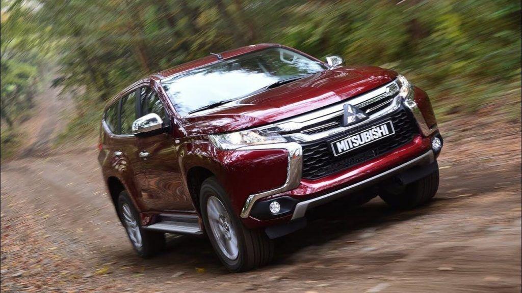 The 2020 Mitsubishi Pajero New Review (Dengan gambar)