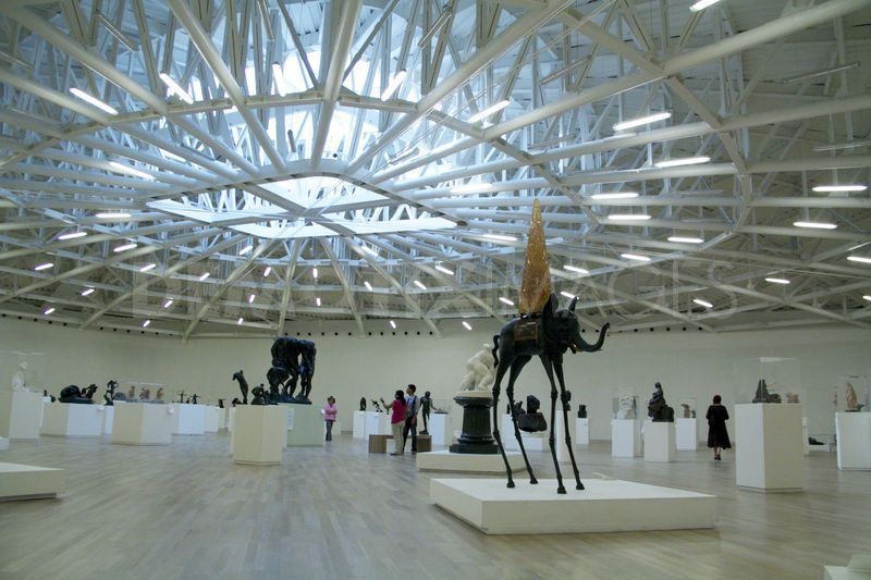 1337227376 The Museo Soumaya  Mexico City_1217597 800×