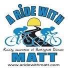 A Ride With Matt fundraising for Huntington's Disease http://aridewithmatt.aquavation.org