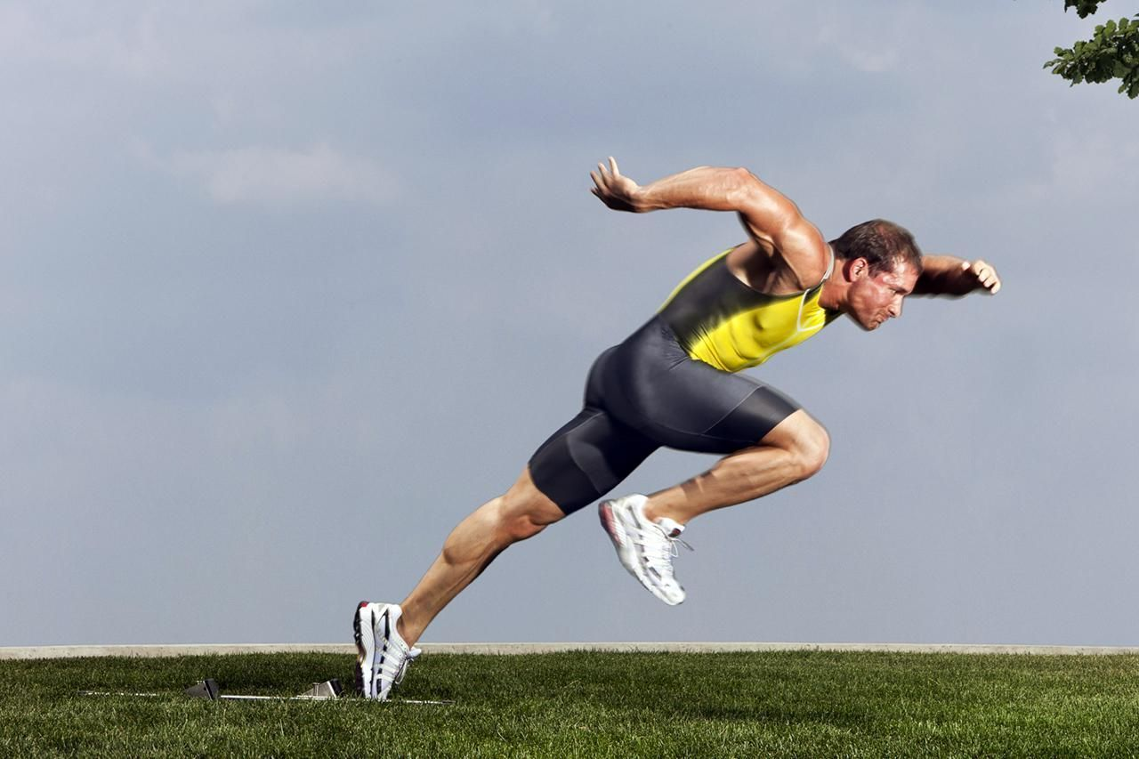 Get fit faster with 30second sprints