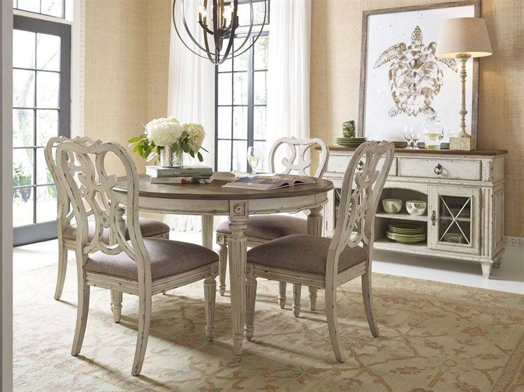 American Drew Southbury Dining Set Round Dining Room Sets