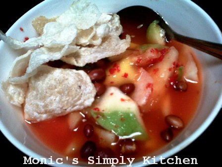 Asinan Bogor Gedung Dalam Dapur Minang Makanan Resep Masakan Indonesia Resep Makanan