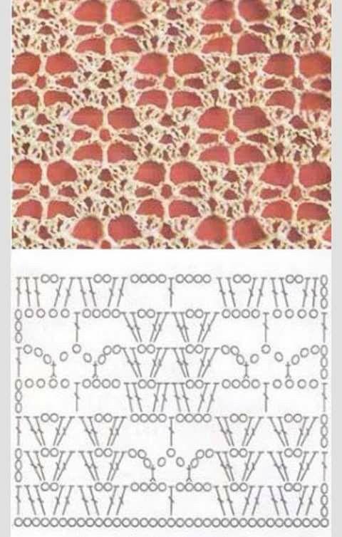 Puntadas en crochet | crochet | Pinterest | Puntadas, Ganchillo y Tejido