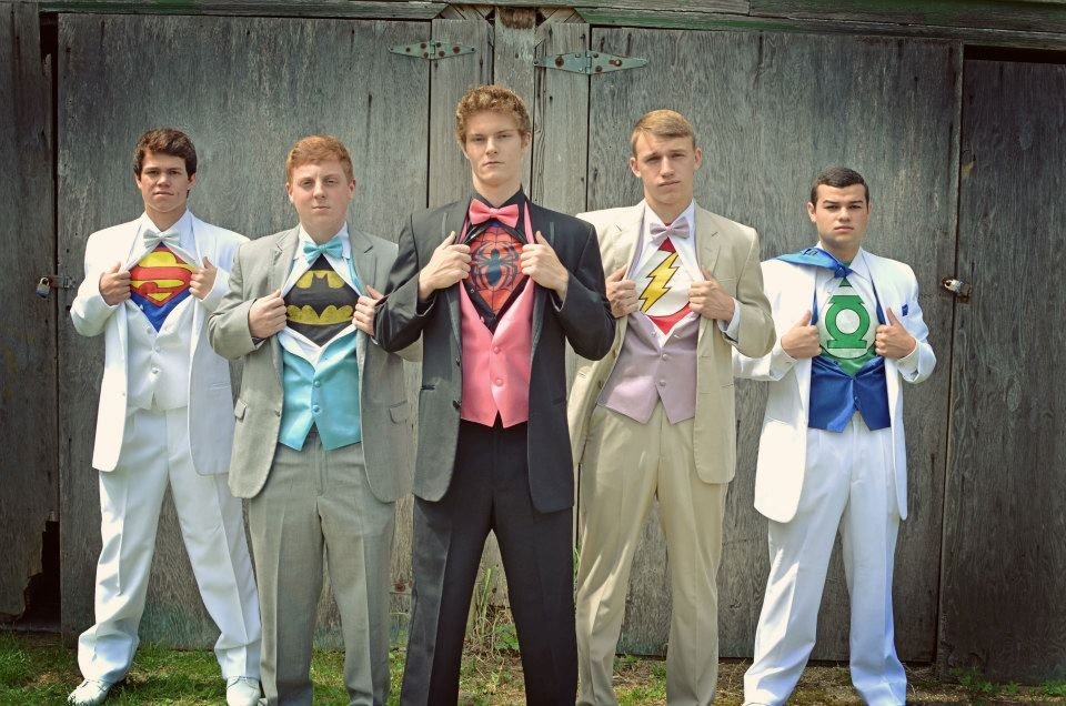 Our PROM tux superheroes! | Tuxedos | Pinterest | Prom tux, Prom and ...