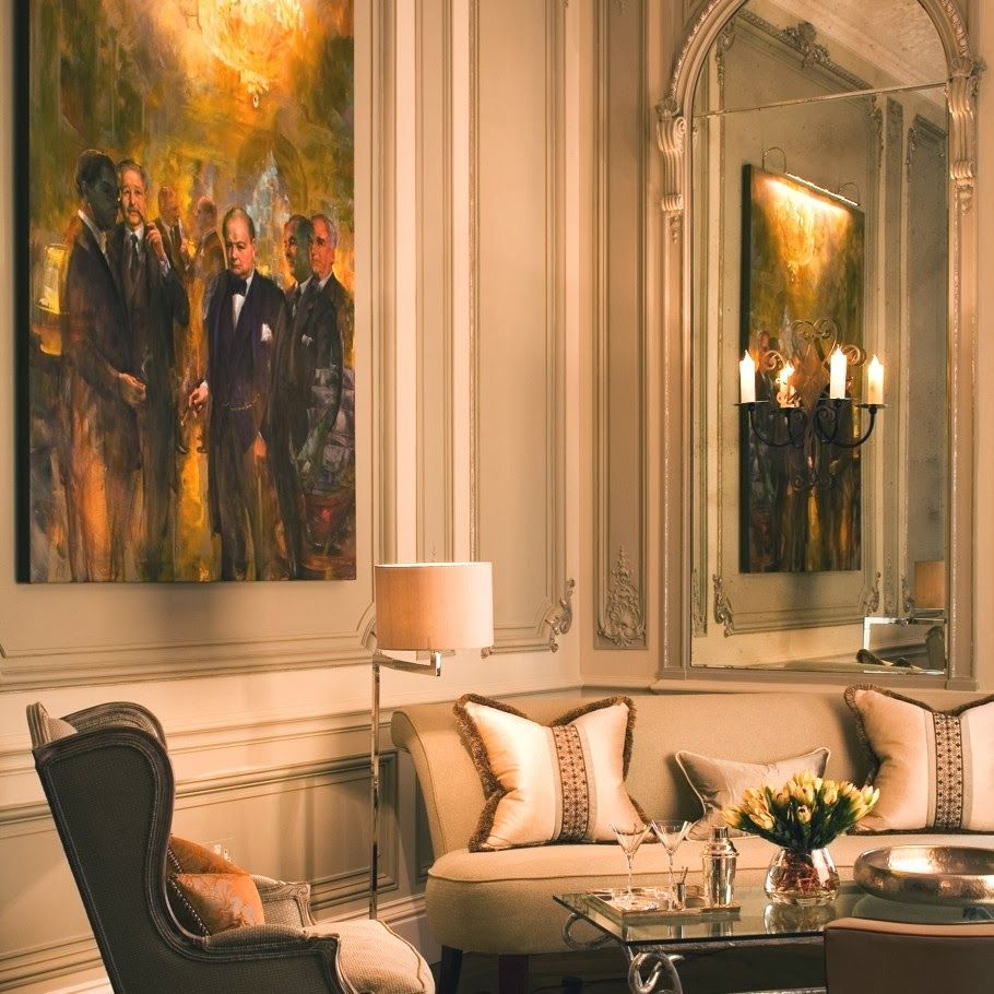 Passion For Luxury : Mayfair Residence Hyde Park, London