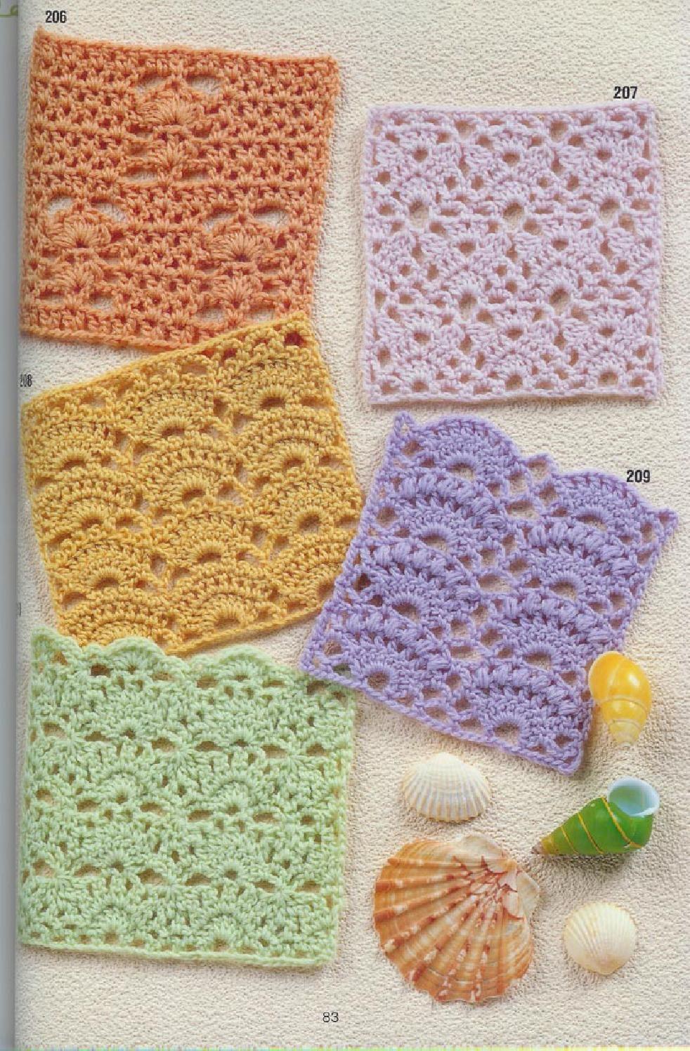 262 patrones crochet   crochet stiches   Pinterest   Patrones ...