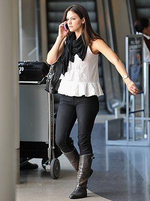KATHARINE MCPHEE The singer is chic in her skinny jeans ...