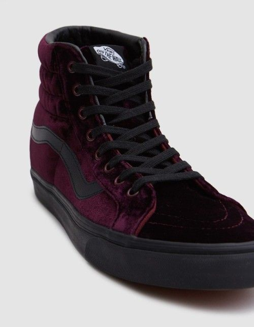 2fdb75f3862726 Vans SK8-Hi Velvet Reissue by blog.sneakerando.com sneakers sneakernews  StreetStyle Kicks adidas nike vans newbalance puma ADIDAS ASICS CONVERSE  DIADORA ...