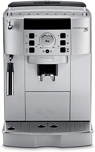 New DeLonghi ECAM22110SB Compact Automatic Cappuccino, Latte  Espresso Machine (Renewed) online - Tophitsgoods #automaticespressomachine