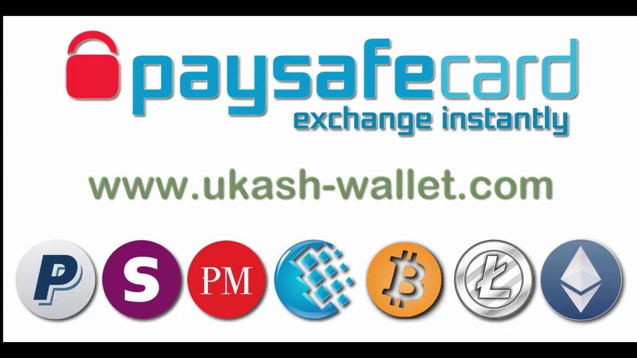 Converting voucher Paysafecard to PayPal, Skrill, Perfect Money, WM, BTC...  | Exchange Paysafecard / Bitcoin / Ethereum / Litecoin | Pinterest