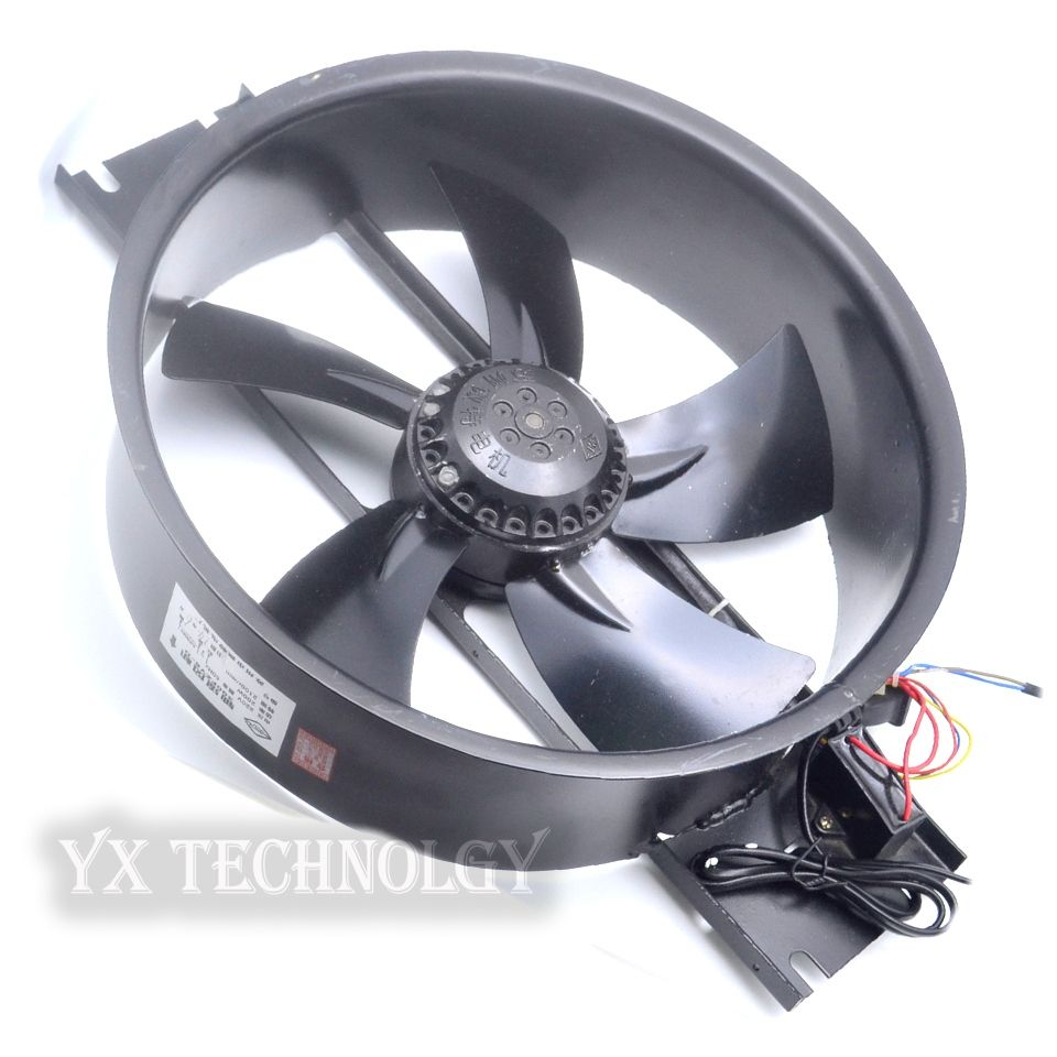 Szytf 300fzy6 D Small Size Cooling Fan Axial Flow Ventilator 200w
