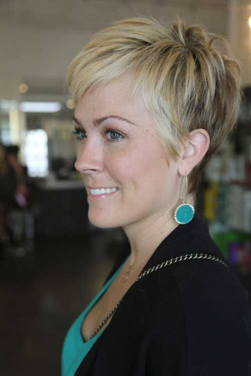 Pixie Cut Straight Hair Hairstyles Pinte