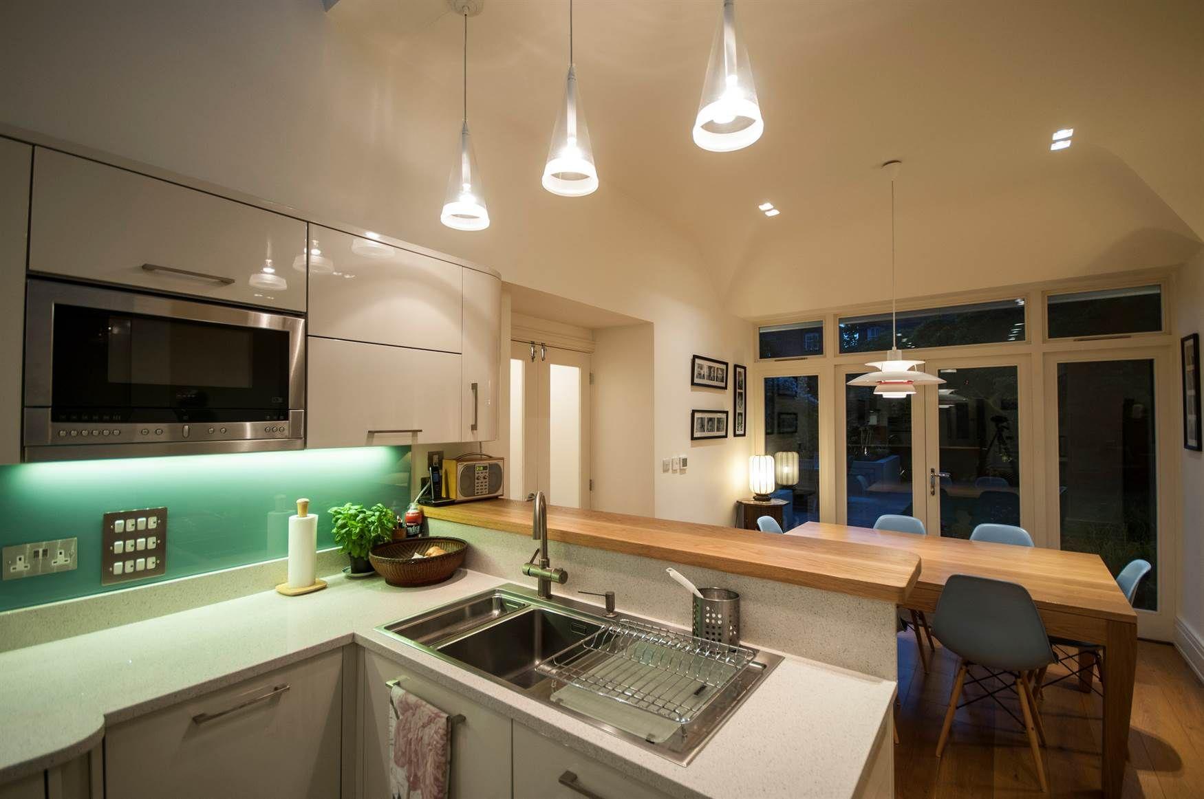 Kitchen Light Design Interesting Kitchen Lighting Design Mr Resistorfucsia Pendants And Trimless 2018