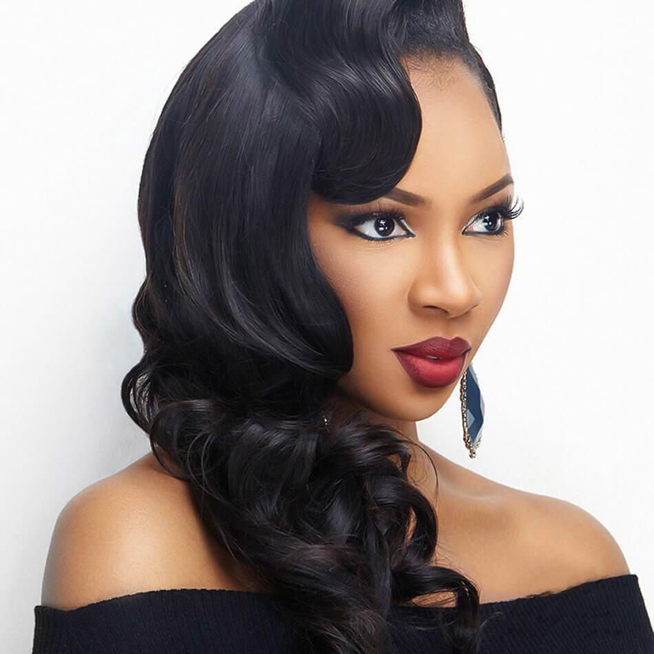 Lace Front Wigs Black Hair short black wig male In