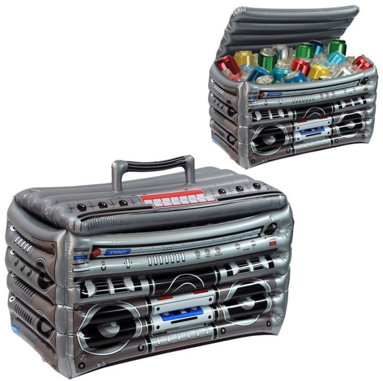 Party Decoration Inflatable Boom Box Cooler