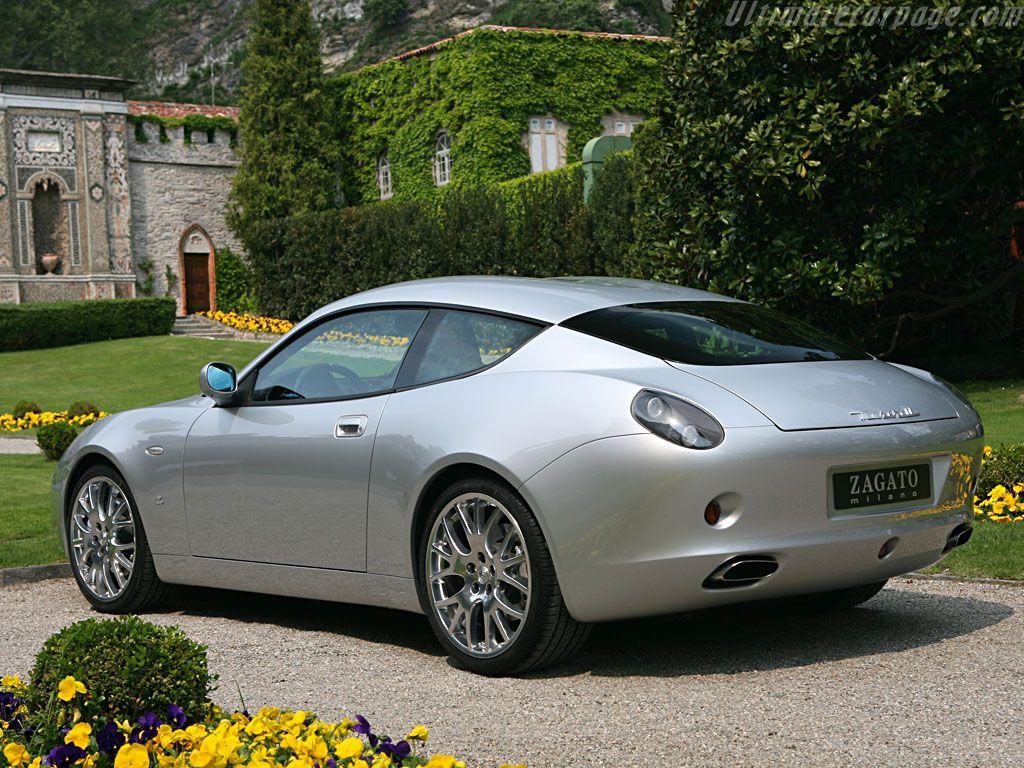 Maserati GS Zagato Coupe - 2007 Concorso d'Eleganza Villa ...