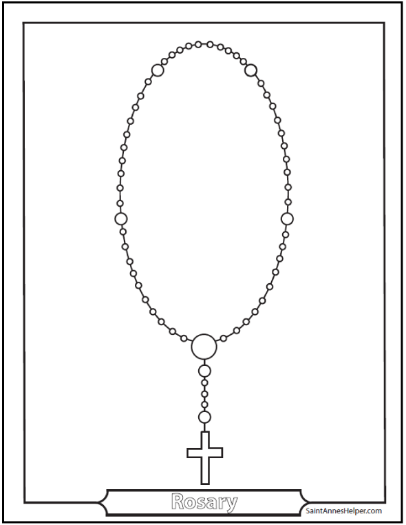 how to pray the rosary instructions and prayers at st