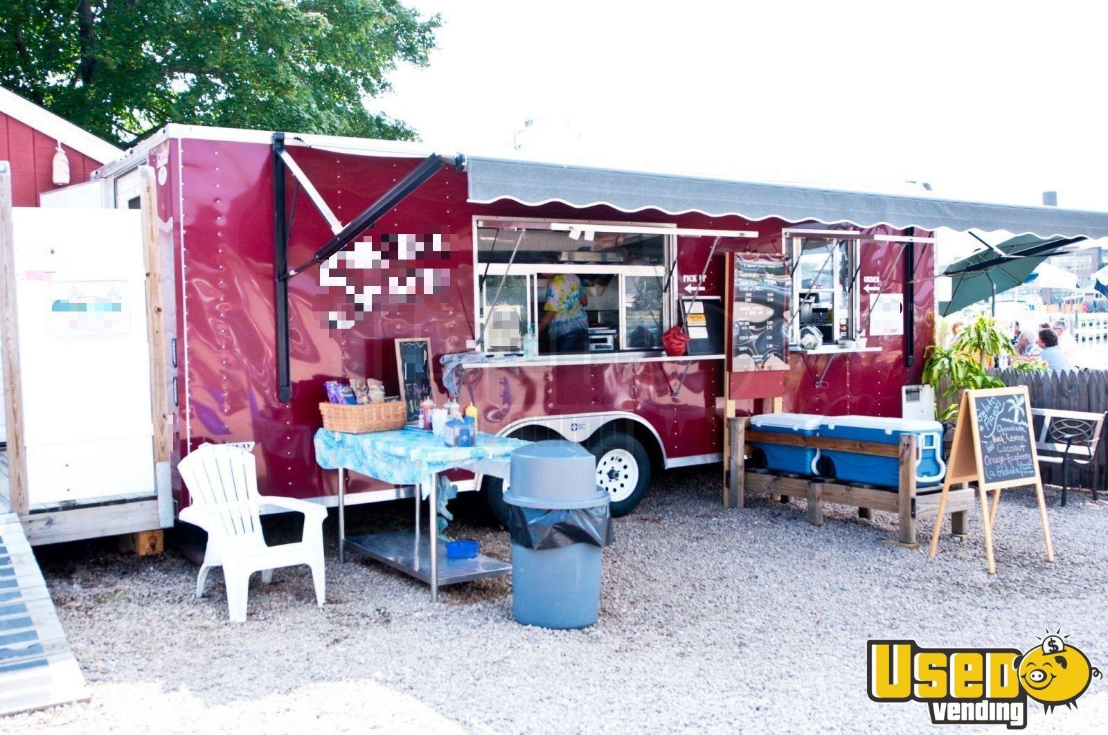 food concession trailers for sale craigslist