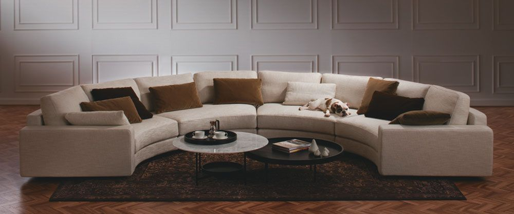 Concerto Couch Love The Shape Curved Sofa Living Room Curved Sofa Living Room Sofa Design