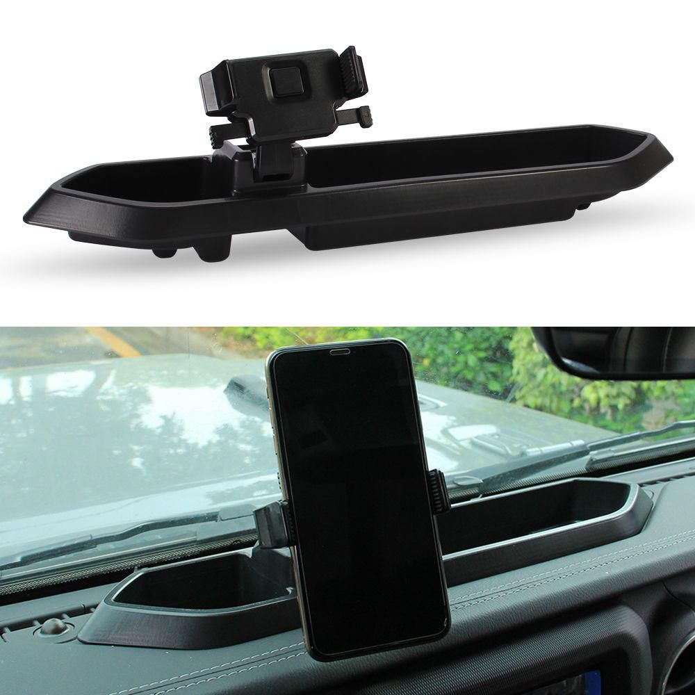 Jeep Wrangler Jl Cell Phone Holder The Phone Can Be Held Both Vertical And Horizontal You Can Adjust The Mount To The Angle An Wrangler Jl Jeep Jeep Wrangler