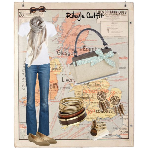 Riley's Outfit, created by mickie-tucker.polyvore.com