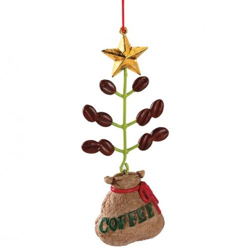 Coffee Christmas Tree.Coffee Tree Ornament Coffee Coffee Coffee Christmas