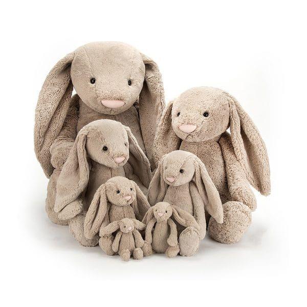 Jellycat Bashful Beige Bunny Medium Buy Online At Maison White Jellycat Bunny Bunny Soft Toy Jellycat