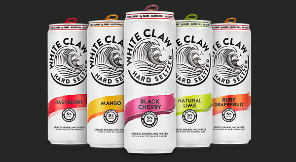 8 Spiked Seltzers To Try This Summer White Claw Hard Seltzer Hard Seltzer Spiked Seltzer